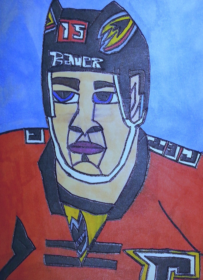 Ryan Getzlaf by armattock